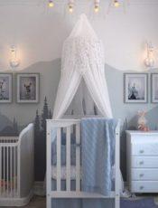 Décorer la chambre de bébé à petit prix